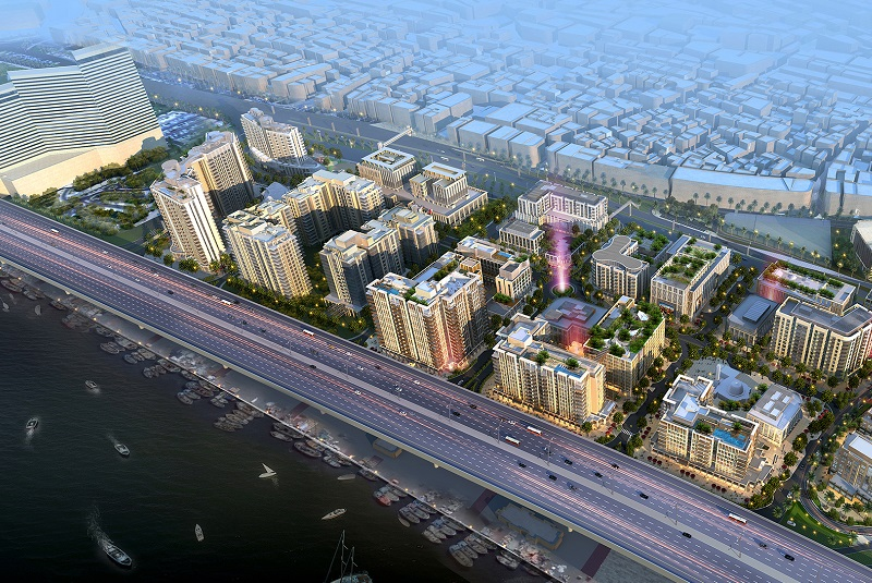 Ejadah's FM arm wins the Deira Waterfront Properties contract